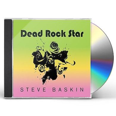 Steve Baskin DEAD ROCK STAR CD