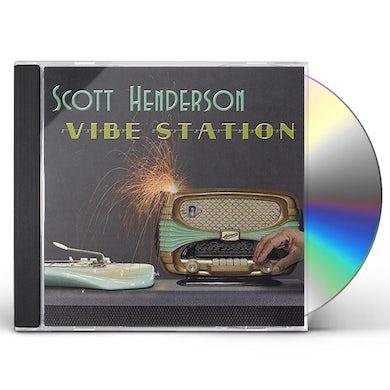 Scott Henderson VIBE STATION CD