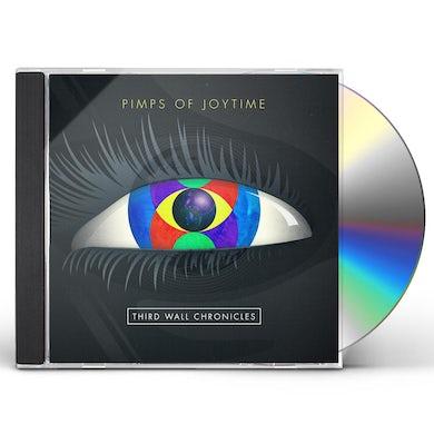 Pimps Of Joytime THIRD WALL CHRONICLES CD