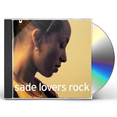 Sade LOVERS ROCK CD