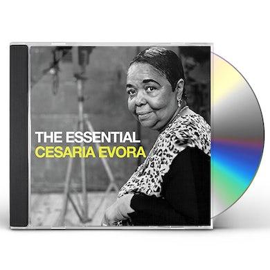 ESSENTIAL CESARIA EVORA CD
