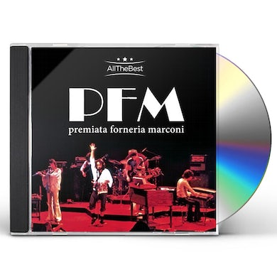 PREMIATA FORNERIA MARCONIALL THE BEST CD