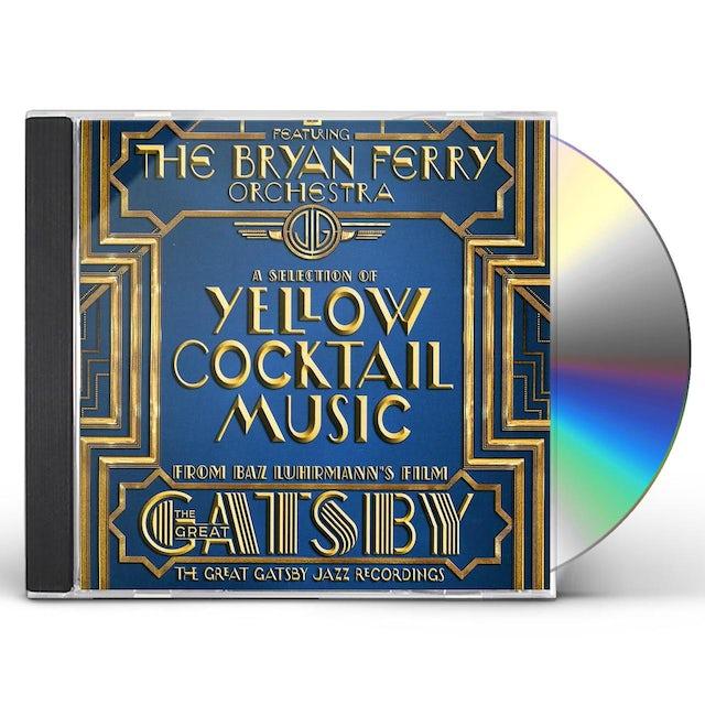 Bryan Orchestra Ferry GREAT GATSBY CD