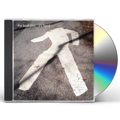 Bad Plus IT'S HARD CD