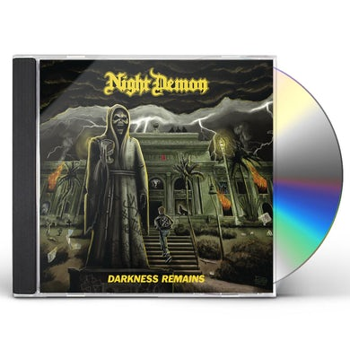 NIGHT DEMON DARKNESS REMAINS CD