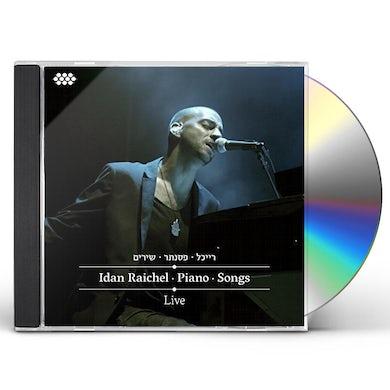 Idan Raichel PIANO-SONGS CD