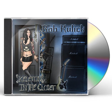 Bob Kulick SKELETONS IN THE CLOSET CD