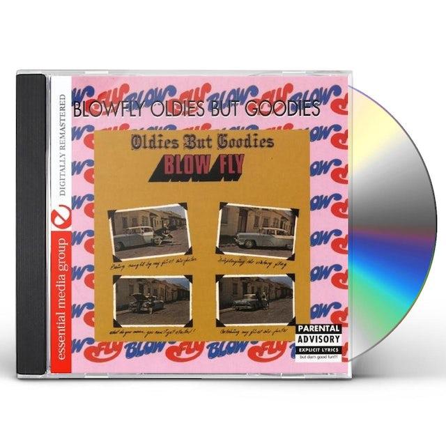 Blowfly OLDIES BUT GOODIES CD