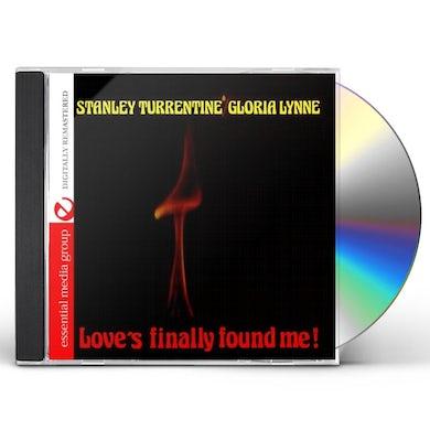 Stanley Turrentine LOVE'S FINALLY FOUND ME CD