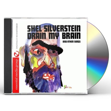 Shel Silverstein DRAIN MY BRAIN CD