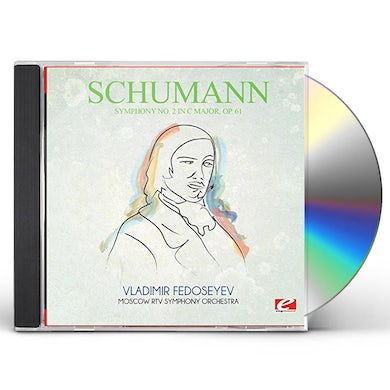 Schumann SYMPHONY NO. 2 IN C MAJOR OP. 61 CD