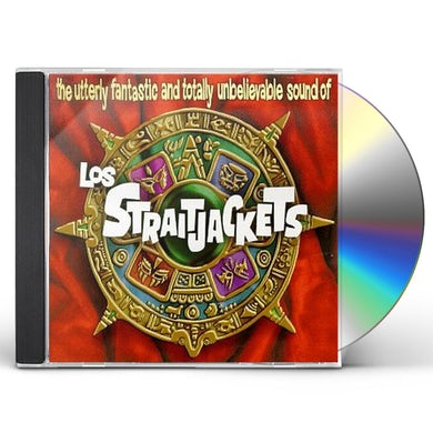 Los Straitjackets UTTERLY FANTASTIC & TOTALLY UNBELIEVABLE SOUND CD
