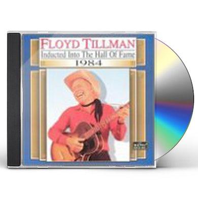 Floyd Tillman COUNTRY MUSIC HALL OF FAME 1984 CD