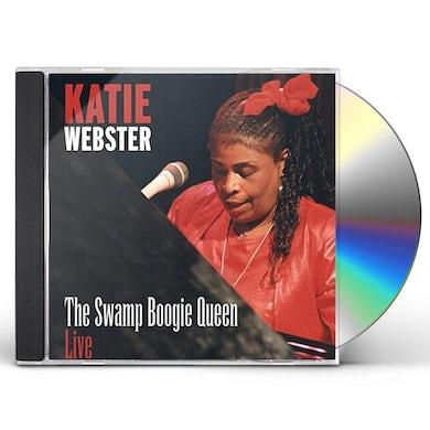 KATIE WEBSTER: SWAMP BOOGIE QUEEN LIVE CD