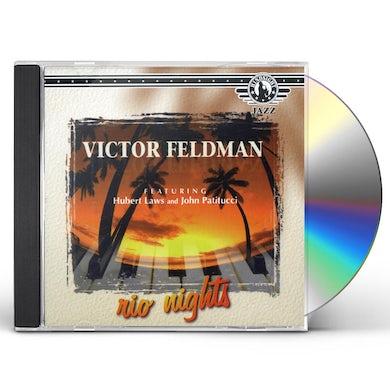 Victor Feldman RIO NIGHTS CD