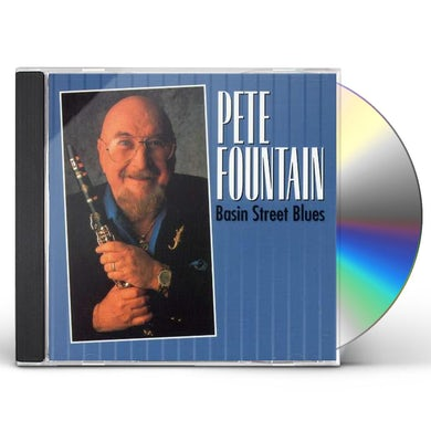 Pete Fountain BASIN STREET BLUES CD