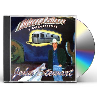 John Stewart AIRDREAM BELIEVER CD