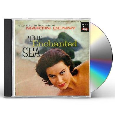 Martin Denny QUIET VILLAGE & THE ENCHANTED SEA CD