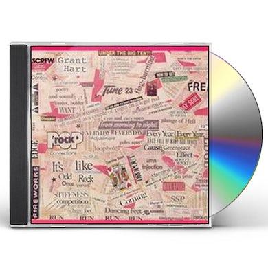 Grant Hart INTOLERANCE CD