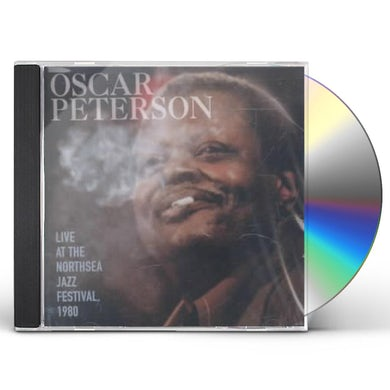 Oscar Peterson LIVE AT THE NORTHSEA FESTIVAL 1980 CD