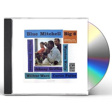 Blue Mitchell BIG 6 CD