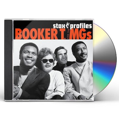Booker T. & the M.G.'s STAX PROFILES CD