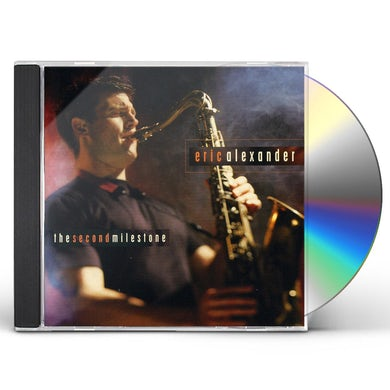 Eric Alexander SECOND MILESTONE CD