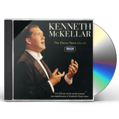 Kenneth McKellar DECCA TEAR: 1955-1975 CD