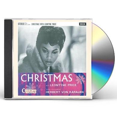 CHRISTMAS WITH LEONTYNE PRICE CD