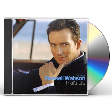 Russell Watson THAT'S LIFE CD