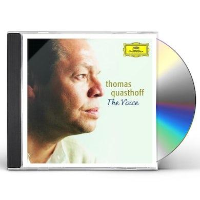 Thomas Quasthoff VOICE CD