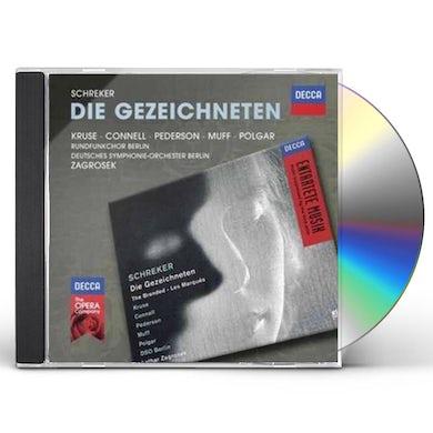 Franz Schreker Decca Opera: Schreker: Die Gezeichneten (3 CD) CD