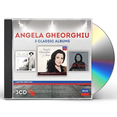 ANGELA GHEORGHIU: THREE CLASSIC ALBUMS CD