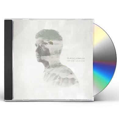 Ólafur Arnalds FOR NOW I AM WINTER CD