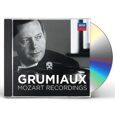 MOZART RECORDINGS CD