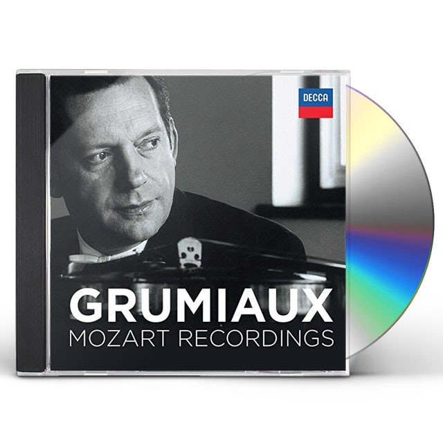 Arthur Grumiaux MOZART RECORDINGS CD