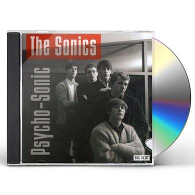 Sonics PSYCHO-SONIC CD
