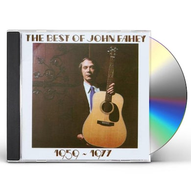 BEST OF JOHN FAHEY 1959 - 1977 CD
