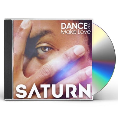Saturn DANCE & MAKE LOVE CD