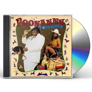 Poonanny PONYRIDER CD