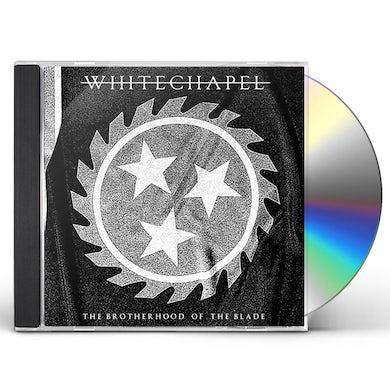 Whitechapel BROTHERHOOD OF THE BLADE CD