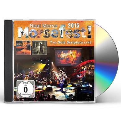Neal Morse MORSEFEST 2015 SOLA SCRIPTURAL & LIVE CD