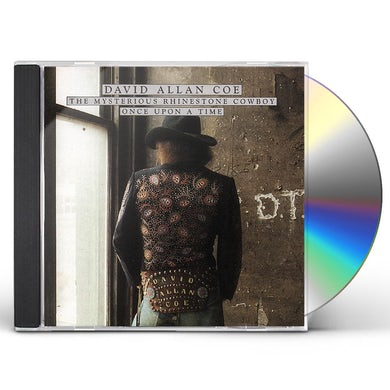 David Allan Coe Mysterious rhinestone cowboy / once upon a rhym CD
