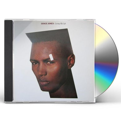 Grace Jones LIVIN MY LIFE CD