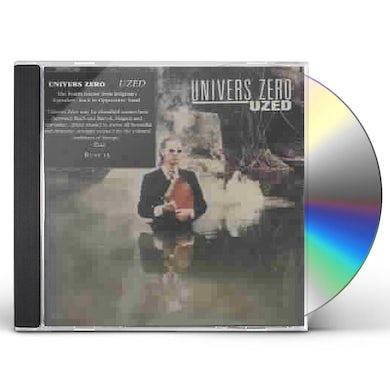 UNIVERS ZERO UZED CD