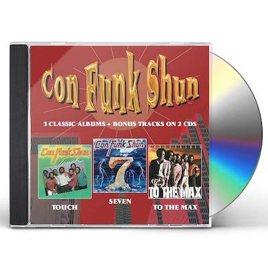 Con Funk Shun Touch/Seven/To The Max CD
