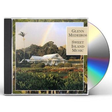 Glenn Medeiros SWEET ISLAND MUSIC CD