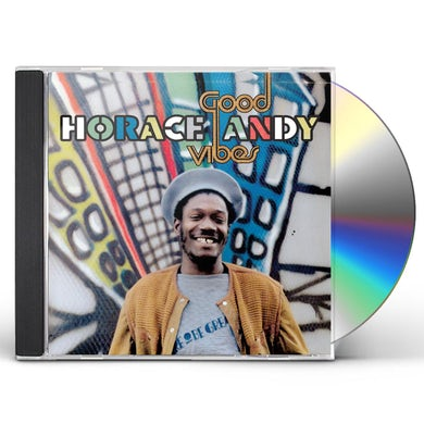 Horace Andy GOOD VIBES CD