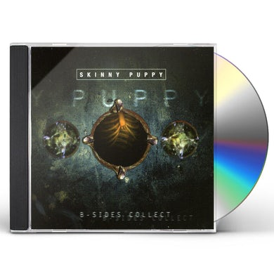 Skinny Puppy B-SIDES COLLECTION CD