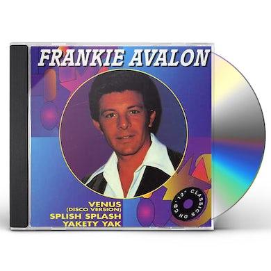 Frankie Avalon VENUS CD
